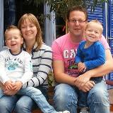 Jeroen & Chantal, Levi en Liam